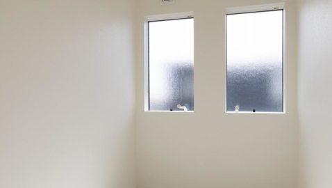 【ドライルーム】 日照時間が少なく雨の多い山陰地方にあると便利な室内干し専用のお部屋。リビングに洗濯物を干す習慣とはさよならできます。 ※写真はイメージです。